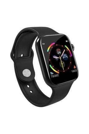 Polygold W4 Akıllı Saat Smart Watch Dokunmatikli Ekran Adım Sayar,nabız Ölçer 1