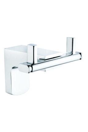 Neux Krom Paslanmaz Banyo Wc Ikili Askılık Bornozluk Havluluk A14108 MONMVPA14108