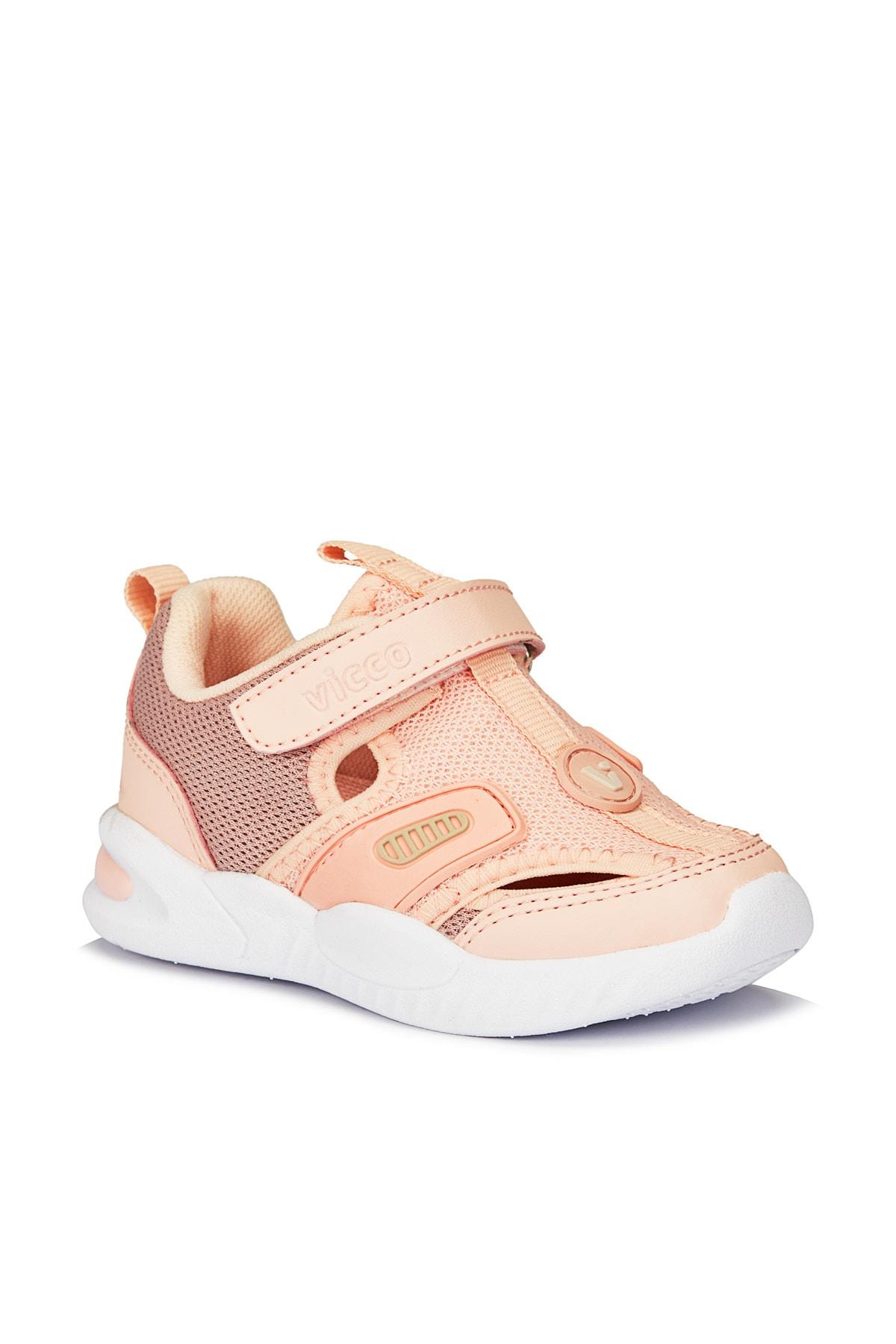 Luca Kız Çocuk Pudra Spor Ayakkabı