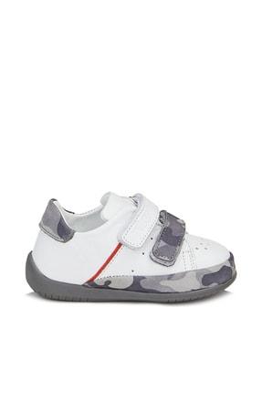 Vicco Bruno Erkek Ilk Adım Beyaz Günlük Ayakkabı 2
