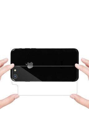 BCA Apple Iphone Se 2020 Arka Cam Kırılmaz Koruma 3