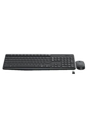 logitech Mk235 Kablosuz Klavye Mouse Set 1