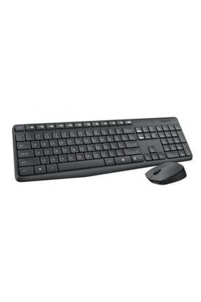logitech Mk235 Kablosuz Klavye Mouse Set 2