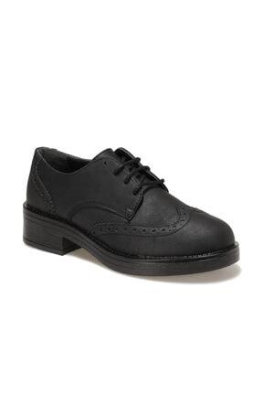 Polaris 316524.Z Siyah Kadın Maskulen Ayakkabı 100561938 0