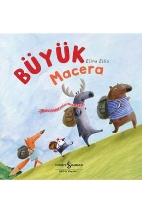 İş Bankası Kültür Yayınları Büyük Macera 0