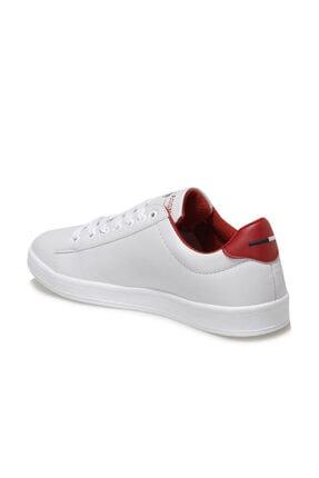 US Polo Assn FRANCO WMN 1FX Beyaz Kadın Sneaker Ayakkabı 100910290 2