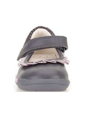 CLARKS Kız Çocuk 0-2 Yaş Ayakkabı Ortopedik 18-24 3