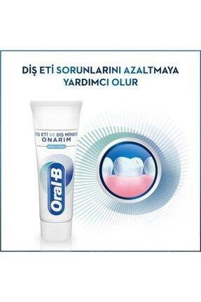 Oral-B Diş Eti Ve Diş Minesi Pro-onarım Ekstra Ferahlık 75 Ml X 3 Adet+ Diş Macunu 15 ml 4