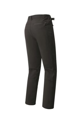 2AS Climber Softshell Long Erkek Pantolon Siyah 1