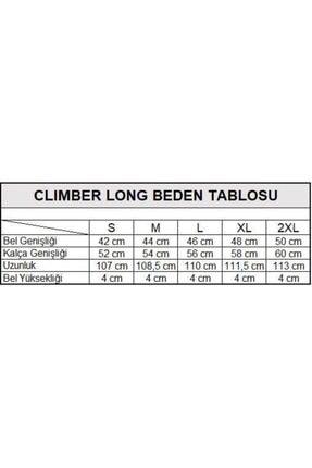 2AS Climber Softshell Long Erkek Pantolon Siyah 2
