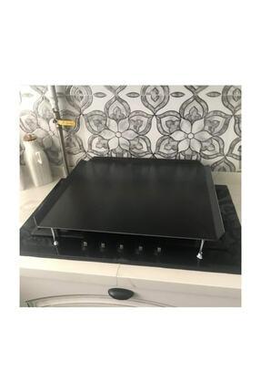 Has Xx-35 Irlı Ocak Üstü Kare Düz Sac Ekmek Yufka Bazlama Köfte Pişirme Sacı Kulpsuz 50504 1