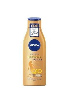 Nivea Body Q10 Sıkılaştırıcı Ve Bronzlaştırıcı Losyon 200 ml 0
