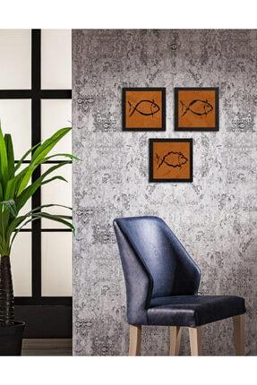Artistic Frames Turuncu Balık 1