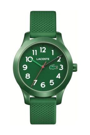 Unisex Çocuk  Yeşil Lacoste 2030001 Kol Saati resmi