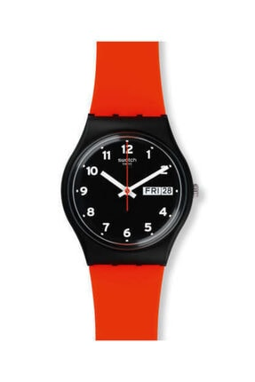 Swatch Red Grin 0