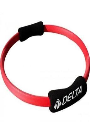 Delta Kırmızı 35 Cm Dura-strong Pilates Çemberi 0
