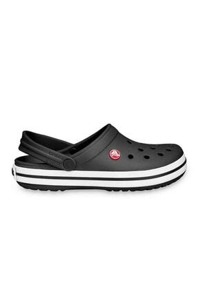 Crocs Unisex Siyah Crocband Terlik ve Sandalet 0