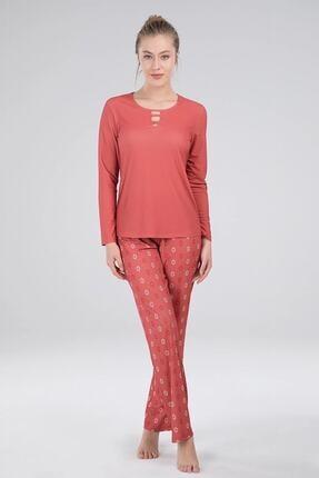 Blackspade 50071 Narkon Kadın Pijama Set 0