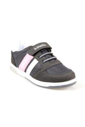 Picture of 1238185 Koyu Gri Pembe Beyaz Kız Çocuk Sneaker 100182591