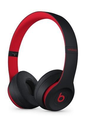 Beats Solo3 Wireless Kulak Üstü Kulaklık OE Wirl Decade Collection Siyah (2 Yıl Apple TR Garantili) 0