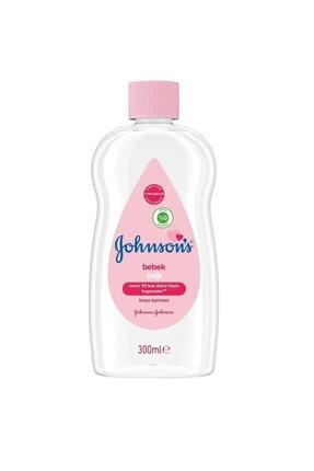 Johnson's Baby Johnsons Baby Bebek Yağı 300 ml 0