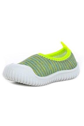 Gezer Erkek Çocuk (25-29) Yeşil Yazlık Hafif Spor Ayakkabı 1