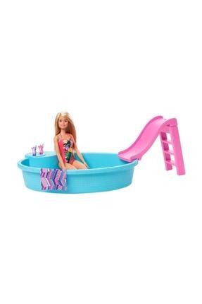 Barbie Eğlenceli Havuzu Ghl91 0