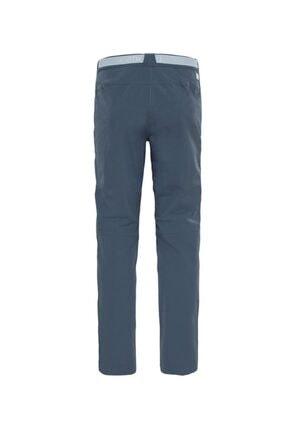 The North Face W Speedlight Kadın Pantolon Gri 0