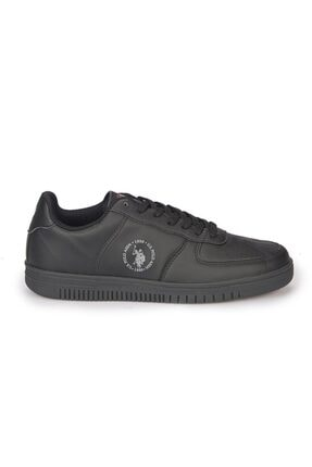 US Polo Assn DIMLER Siyah Erkek Sneaker 100281470 0