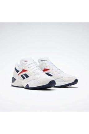 Reebok Ef3082 Aztrek 96 Kadın Beyaz Günlük Spor Ayakkabı 1