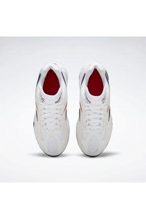 Reebok Ef3082 Aztrek 96 Kadın Beyaz Günlük Spor Ayakkabı 4