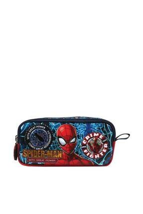 Marvel Spider-Man 5233 Spıderman Kalem Çantası Salto Great Power 0