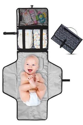 MHK Collection Bebek Alt Açma Örtüsü Fonksiyonel Bakım Çantası Alt Açma Minderi 0