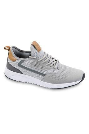 Jump 24670 Gri Anatomik (40-45) Günlük Erkek Spor Ayakkabı 2