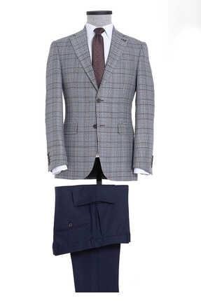 Hatemoğlu Erkek Mavi Takım Elbise 0