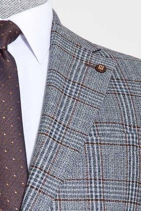 Hatemoğlu Erkek Mavi Takım Elbise 1