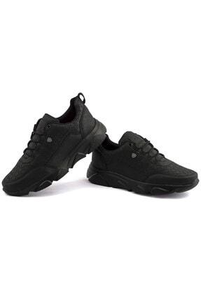 L.A Polo Erkek Siyah Spor Ayakkabı 005 2