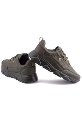 L.A Polo Erkek Haki SiyahSpor Ayakkabı  005 2