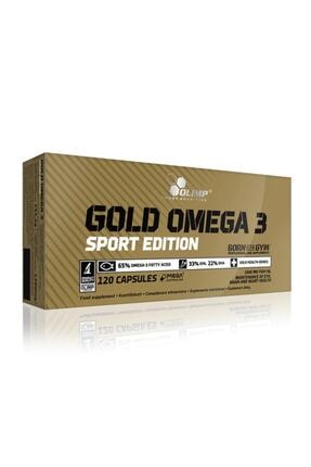 Olimp Gold Omega 3 Sport Edition 120 Kapsül 5901330054532 0