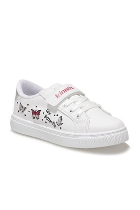 Kinetix Ganj X 1fx Beyaz Kız Çocuk Sneaker Ayakkabı 0