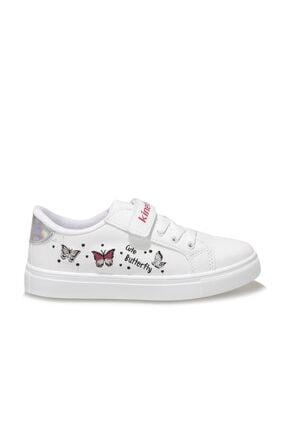 Kinetix Ganj X 1fx Beyaz Kız Çocuk Sneaker Ayakkabı 1