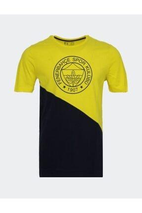 Fenerbahçe Erkek Trıbun Verev Tshırt 0