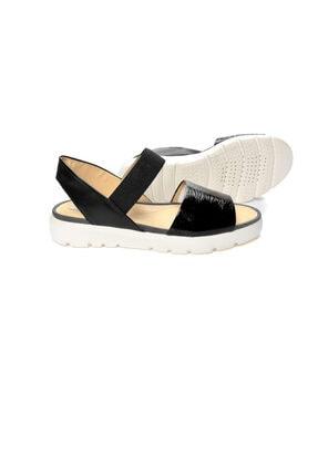Geox Siyah Kadın Sandalet 2