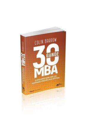 The Kitap 30 Günde Mba 0