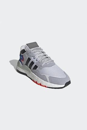 adidas Erkek Günlük Spor Ayakkabı Nite Jogger Fx6835 3