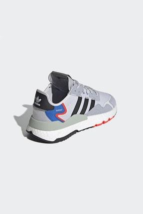adidas Erkek Günlük Spor Ayakkabı Nite Jogger Fx6835 4