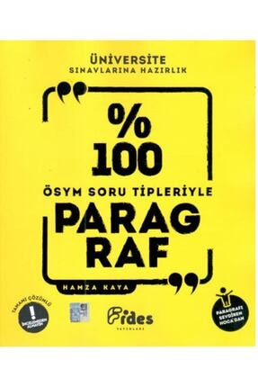 Fides Yayınları Fides Ösym %100 Paragraf 0