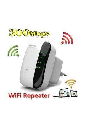 HADRON Wifi Repeater Kablosuz Sinyal Güçlendirici Access Point 300mbps 2