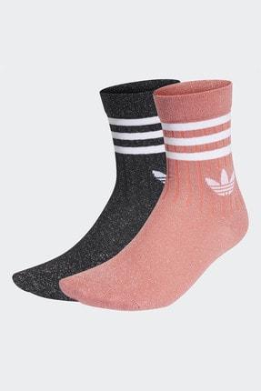 adidas Kadın Günlük Çorap Mıd Cut Full Gl Gd3455 0