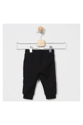 Panço Eşofman Altı Erkek Bebek Siyah 1